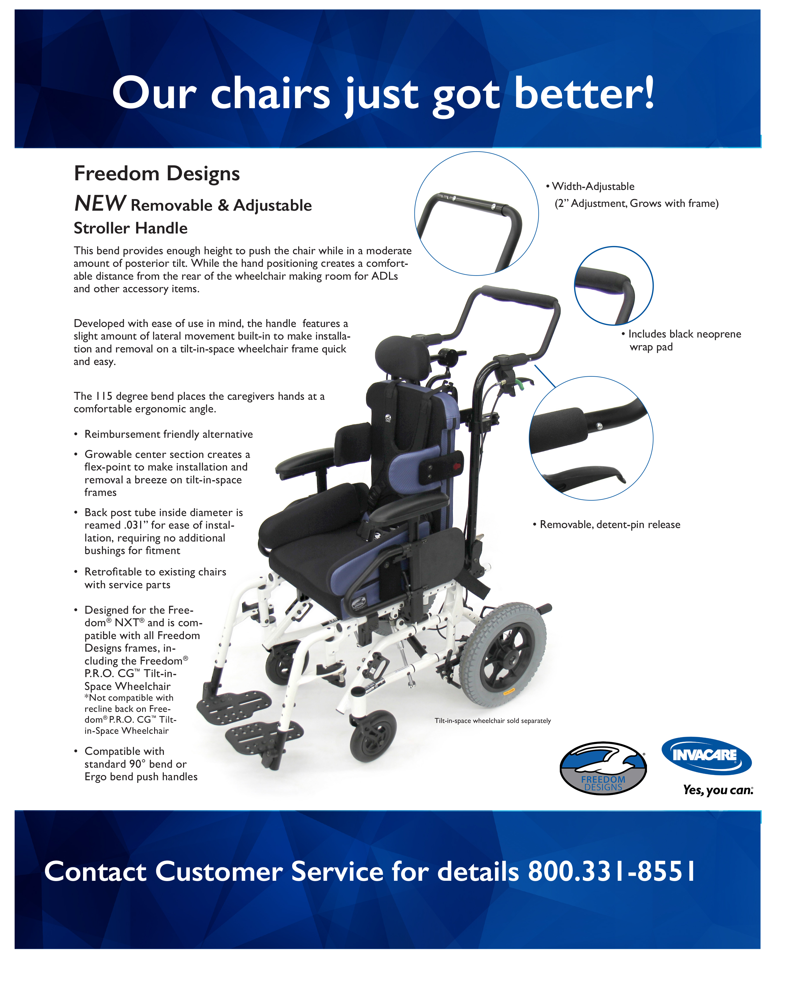 Freedom Designs, Inc  - Custom Wheelchairs and Seating